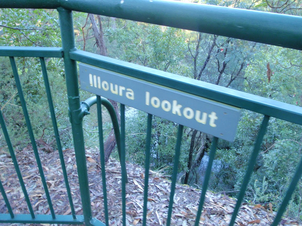 Illoura Lookout