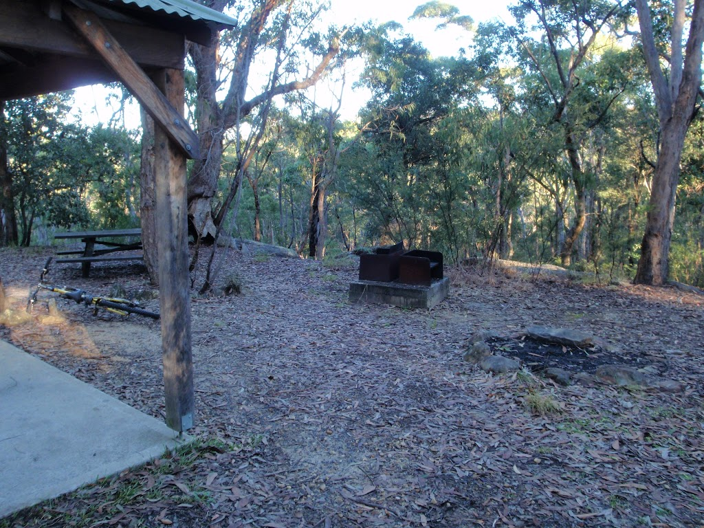 Bottom of Girrakool picnic area (52508)