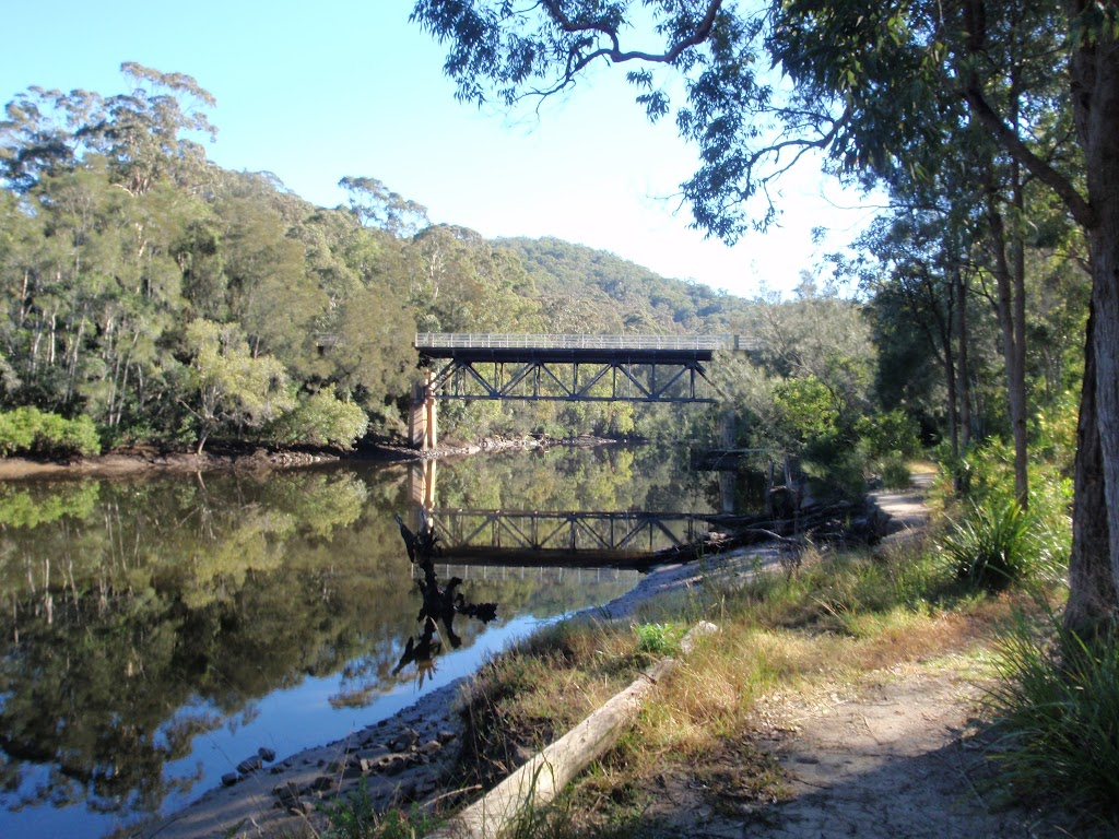 Old Pacific Highway Mooney Mooney Bridge