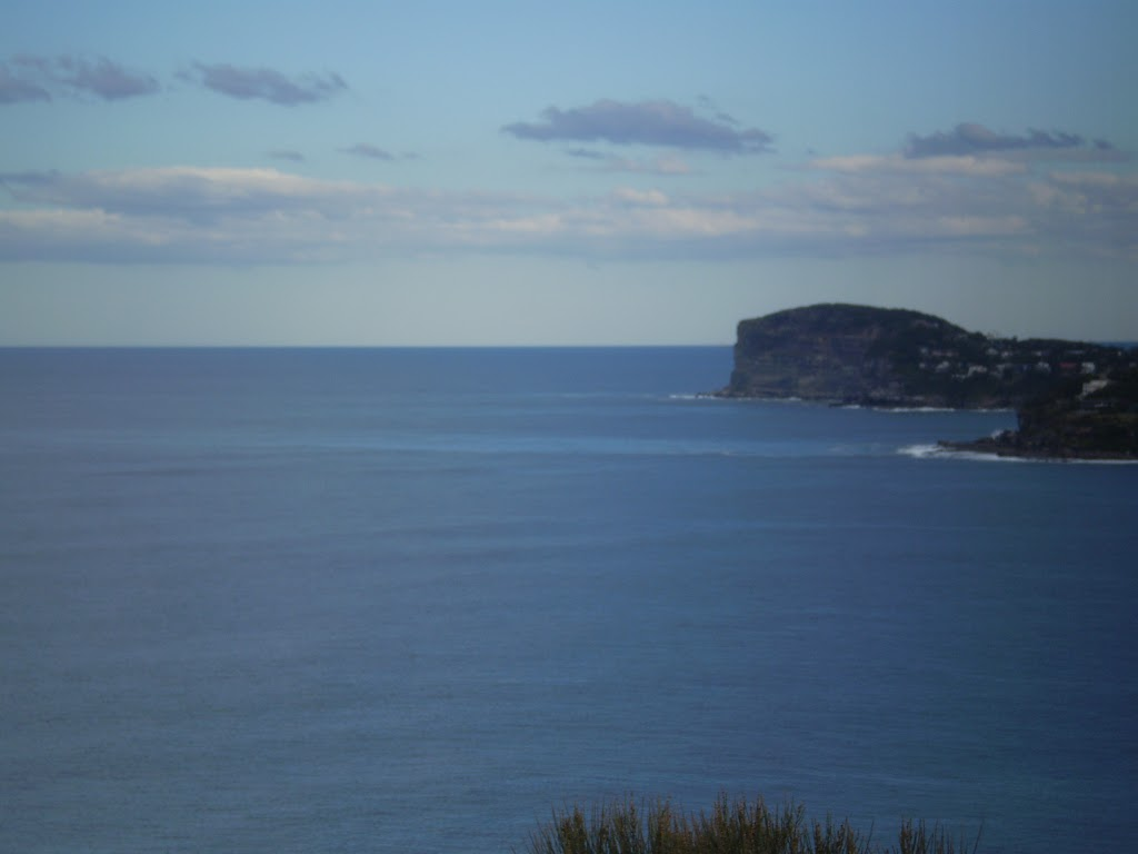 View from the southern lookout