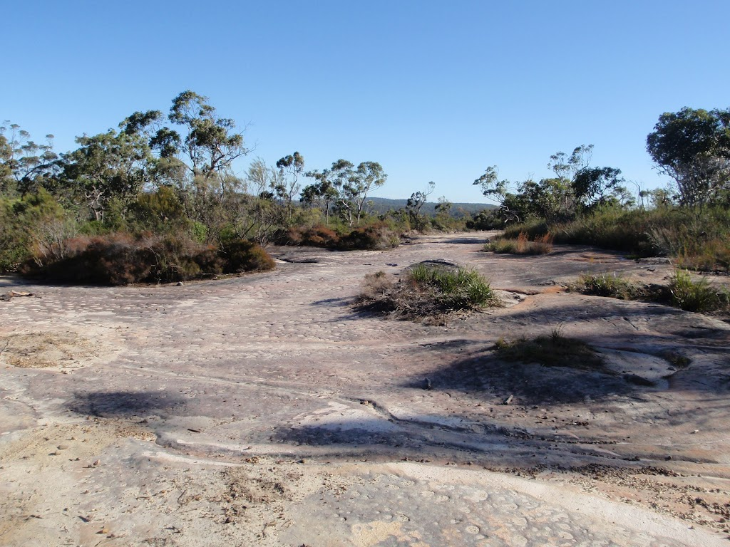 There are many Rocky Outcrops like this in the area