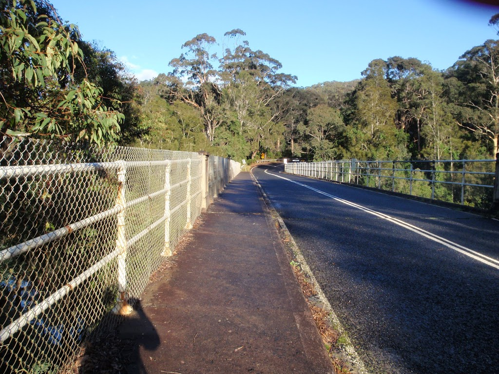Old Pacific Highway - Mooney Mooney bridge
