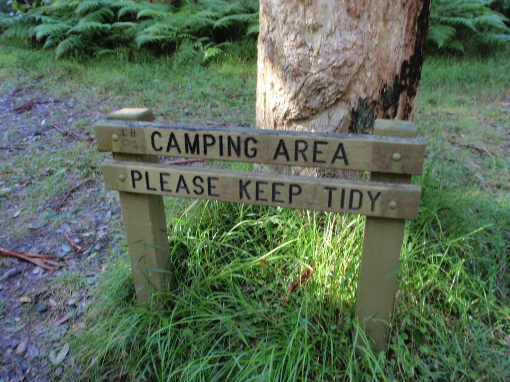 Mooney Mooney Creek campsite (54011)