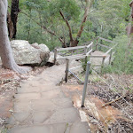 Path to Somersby Falls