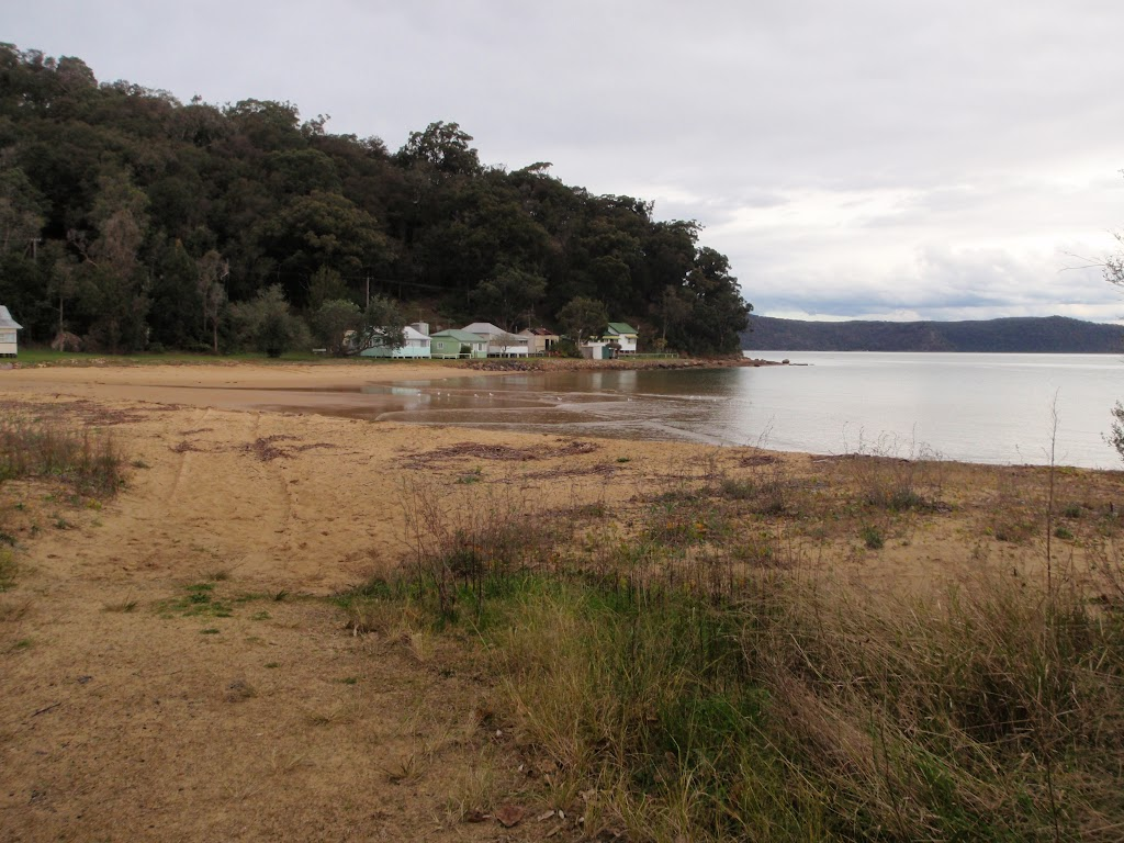 across form Patonga boat ramp (54215)