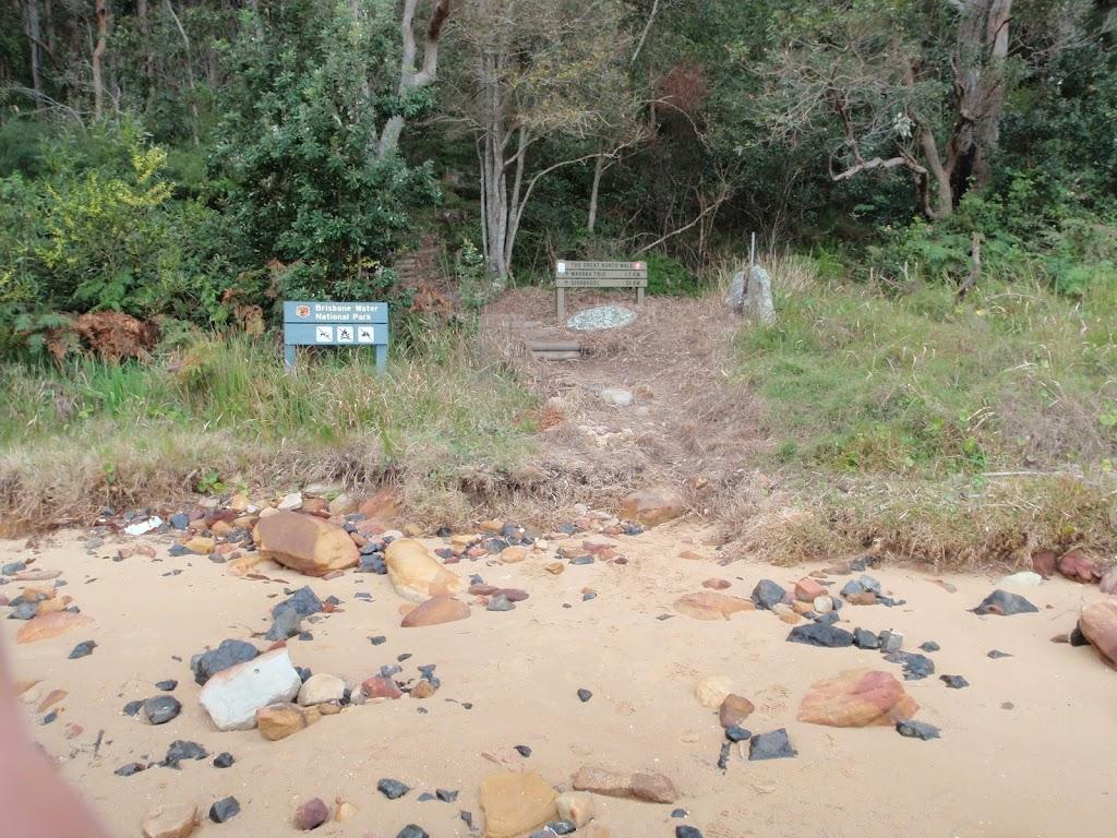 Bottom of Patonga Track