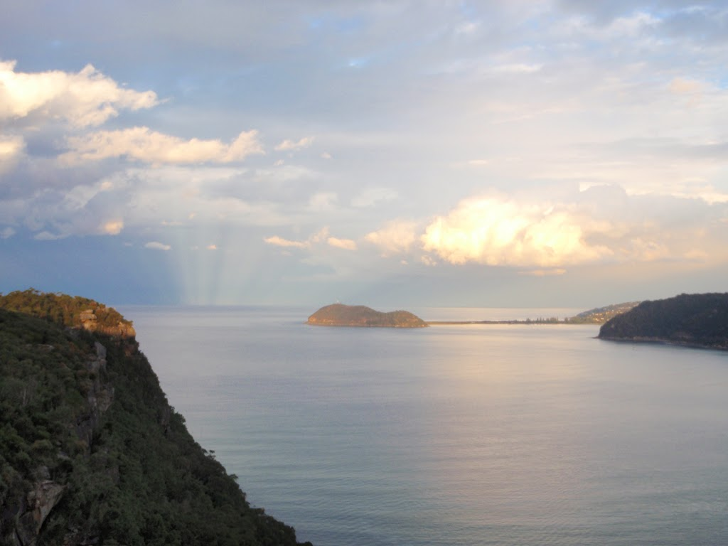 View of Barrenjoey Lighthouse from Warrah Lookout (54473)