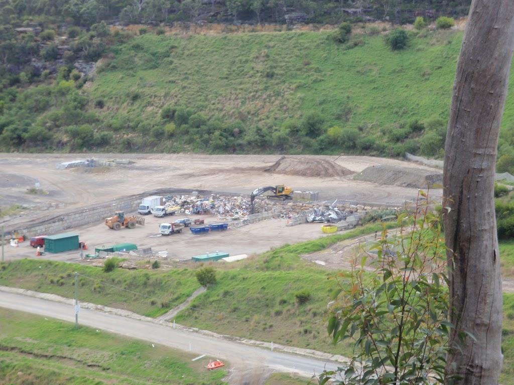 View of landfill from GNW (54476)