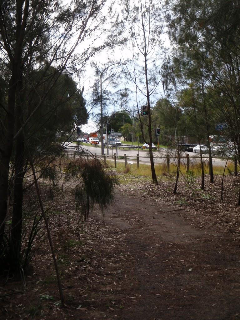near Ryde Road