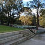 Jenkins Hill Park area above weir (54998)