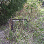 Sign at Int of Perimeter and Nerang Tracks (5514)