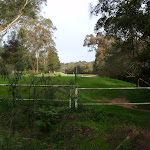 Northern end of Chatswood Golf Course