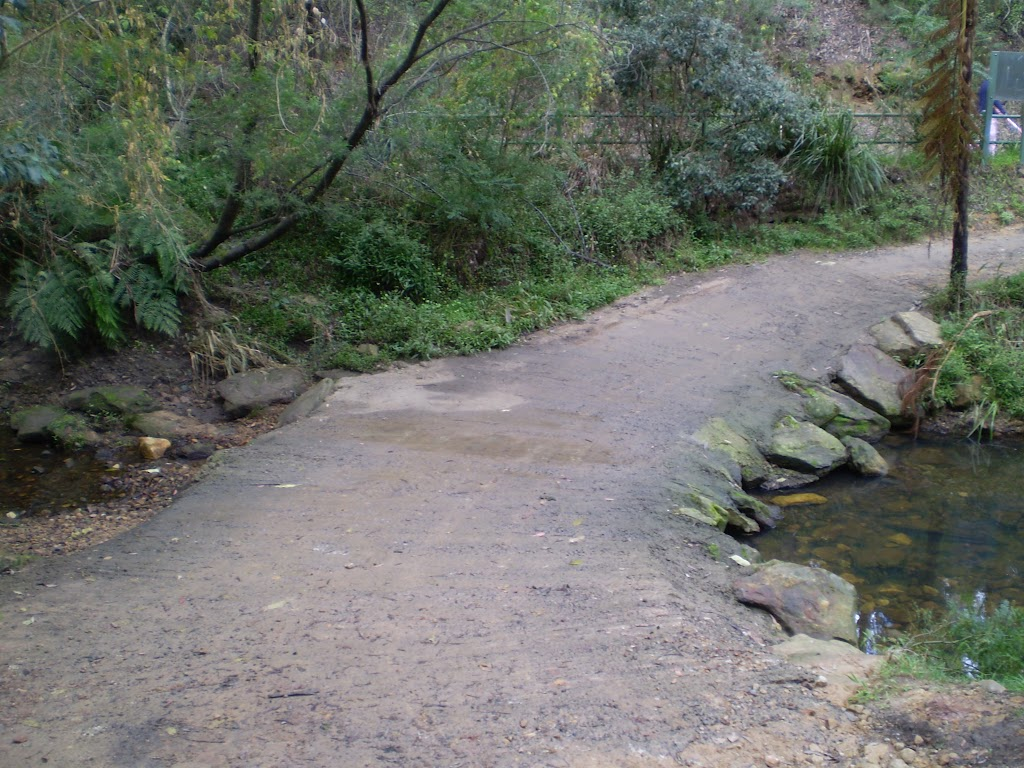 Devlin's Creek Crossing