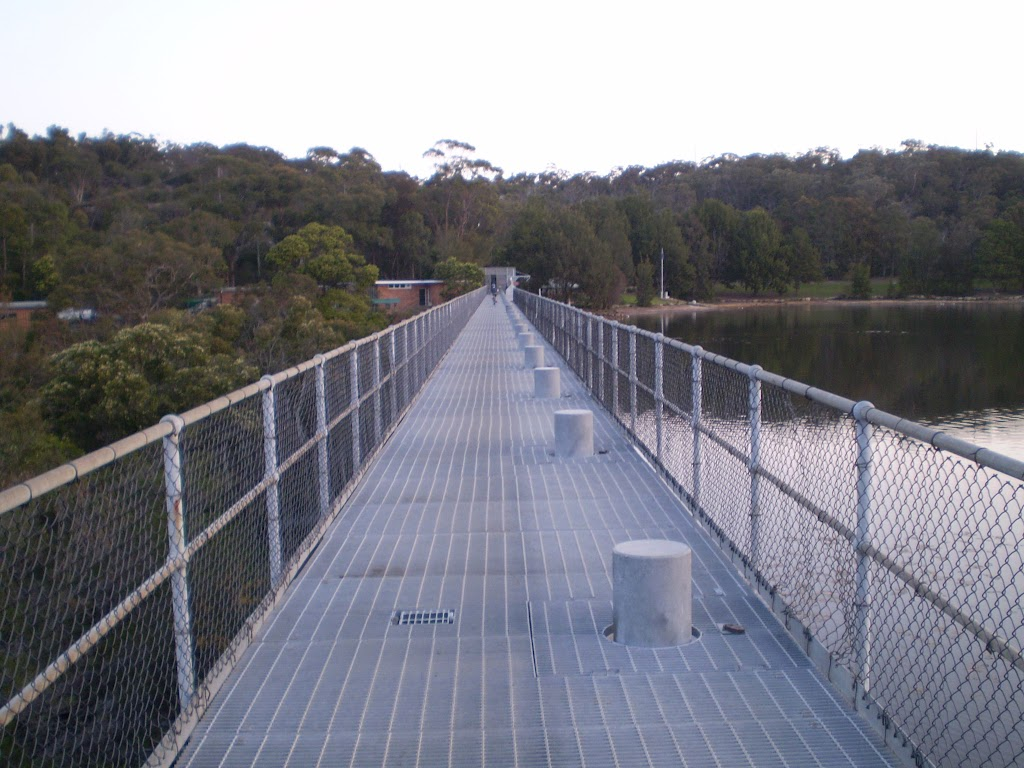 Manly Dam Bridge