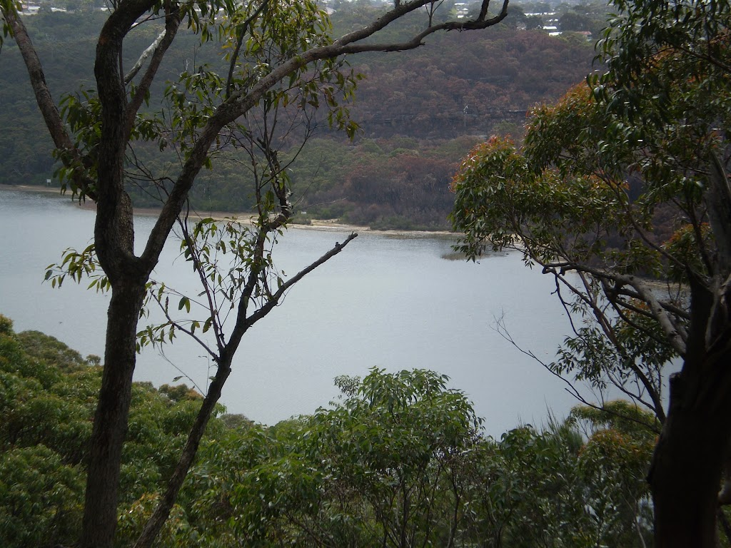 Manly Dam from the Southern Side