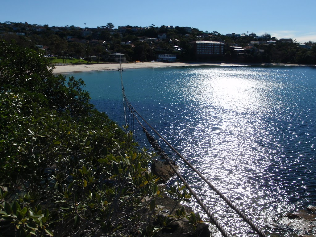 Balmoral Beach from Rocky Point