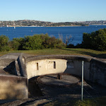 View from Forts