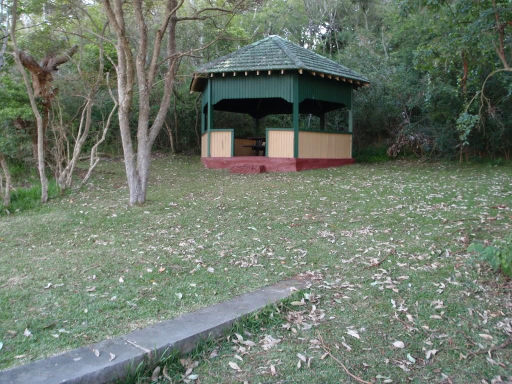 Plenty of picnic facilities at Bradleys Head