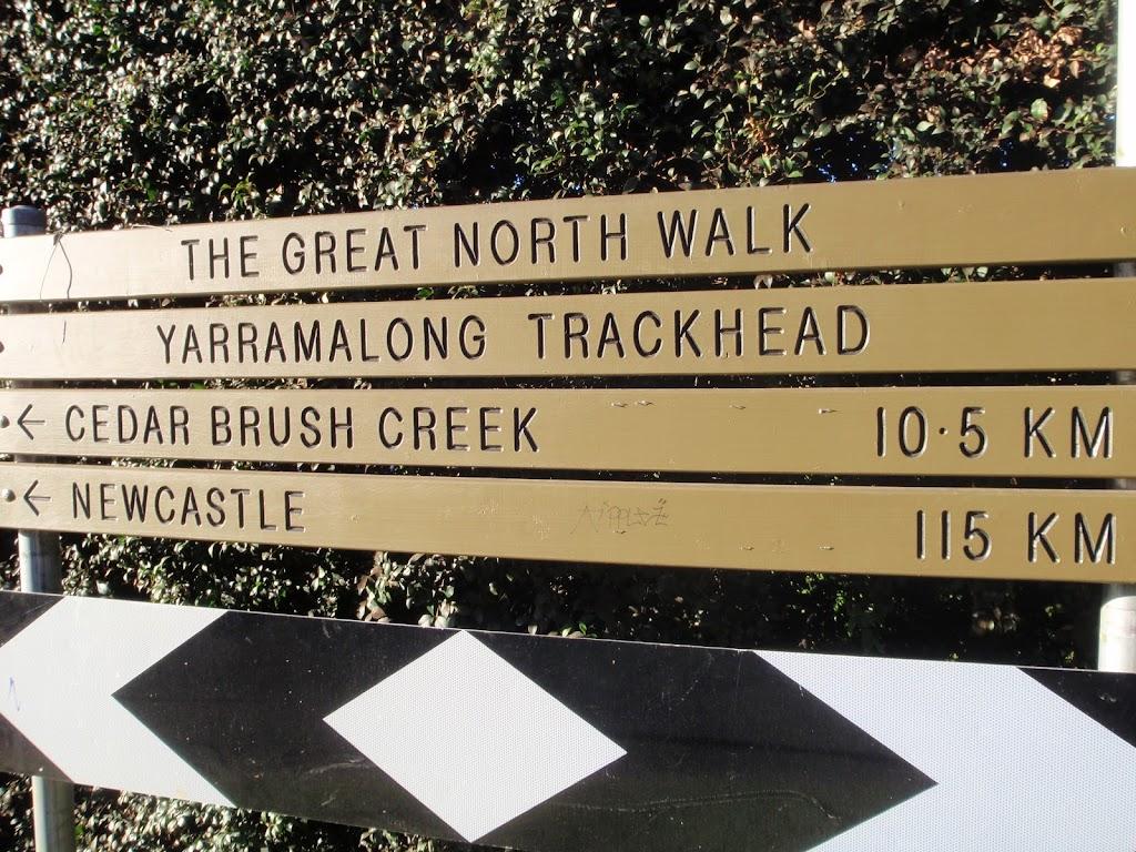 Yarramalong Trackhead (58589)