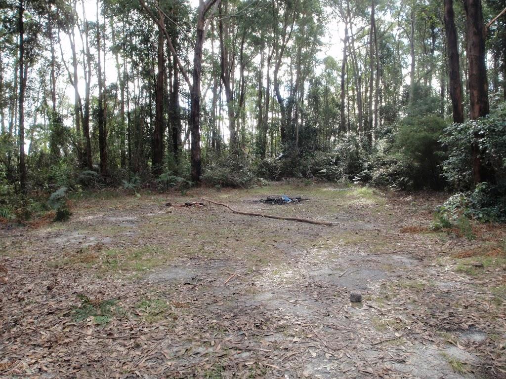 Mt Warrawolong rest area