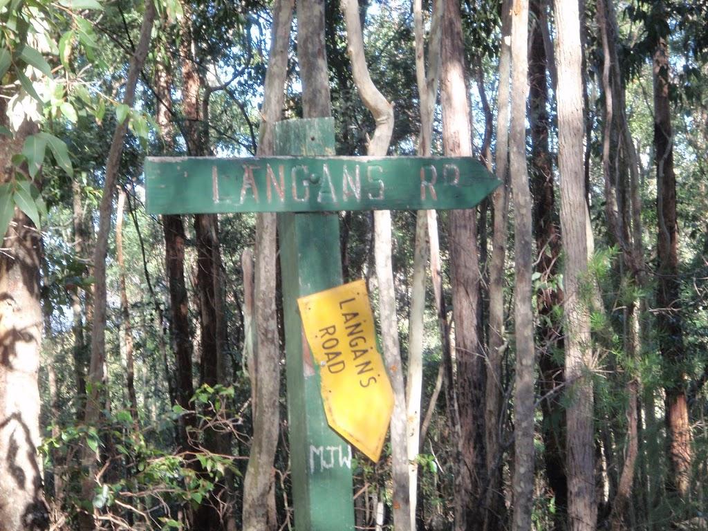 Langans road