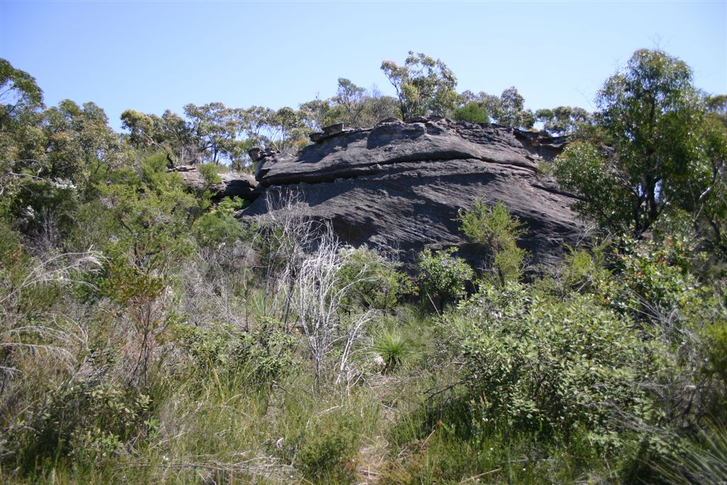 If you like sand stone outcrops, you will like this walk