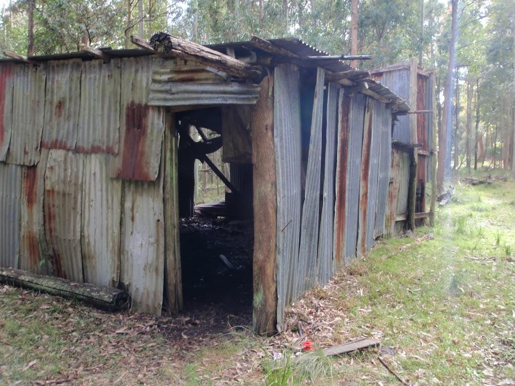 Old Loggers Hut (61271)