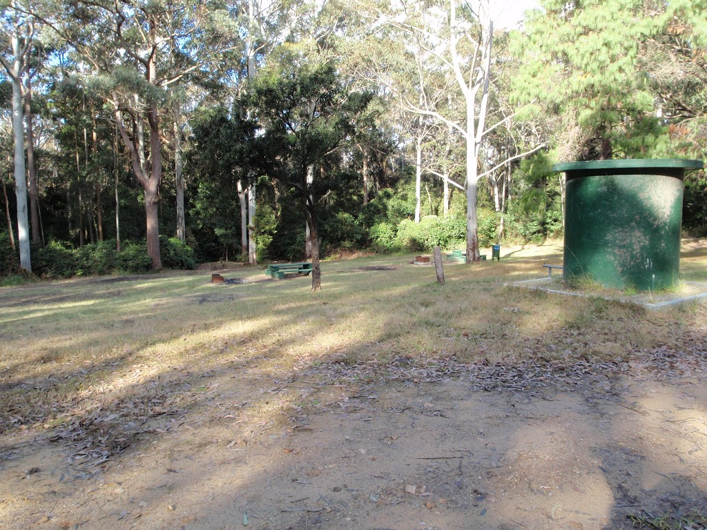 Watagan Forestry HQ campsite