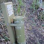 Walkers Register box near Heaton Gap Lookout (63101)