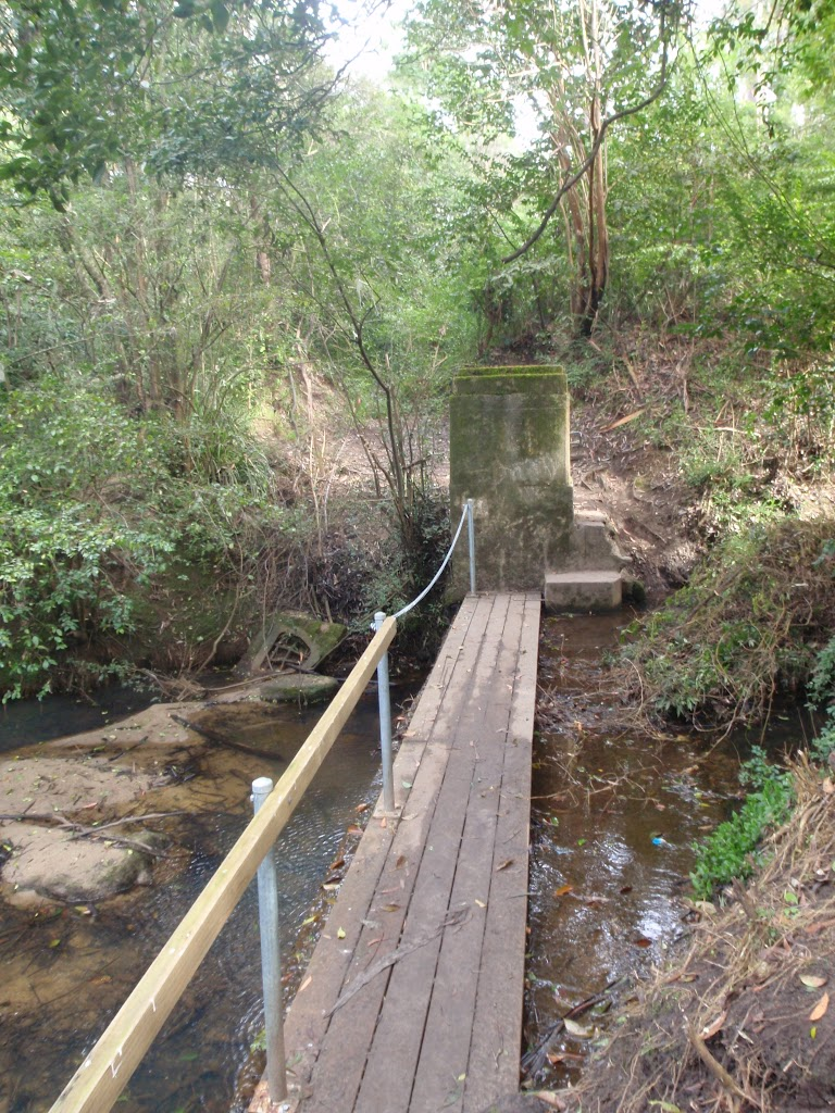Small Weir
