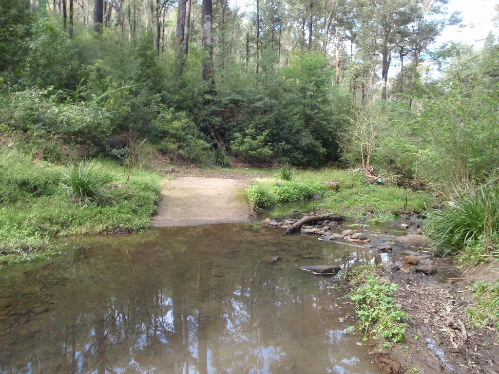 Creek crossing in Lane Cove Valley (64205)