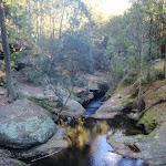 Creek near Boarding House Dam in the Watagans (64838)