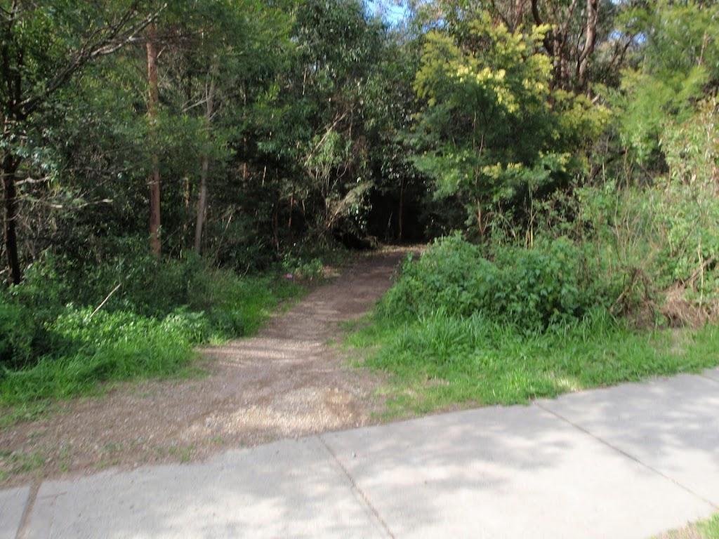 Greta Road track entrance
