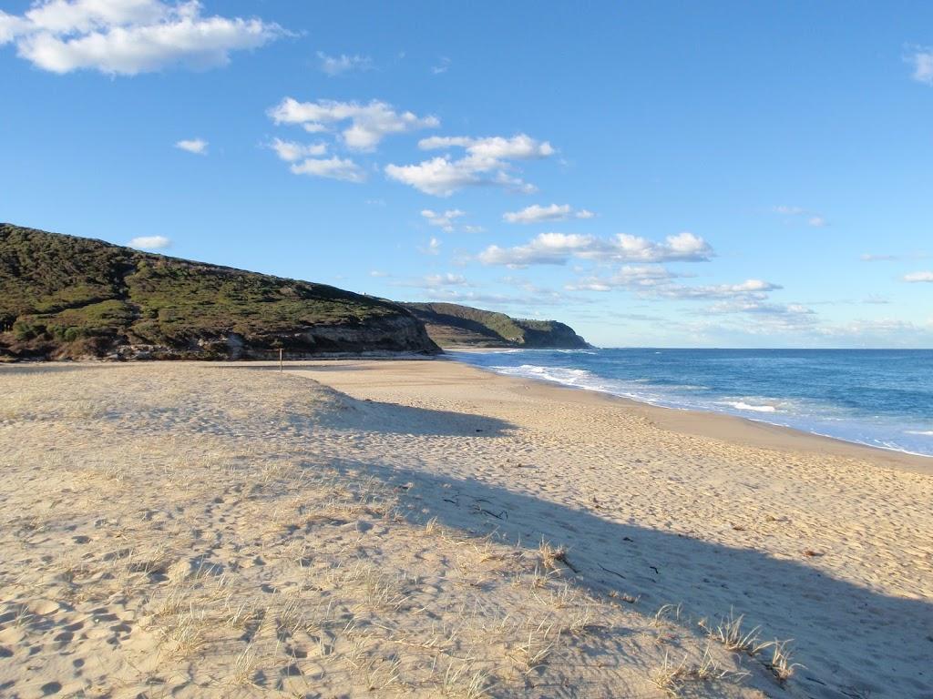 Glenrock beach