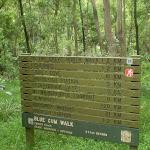 Great North Walk sign (6727)