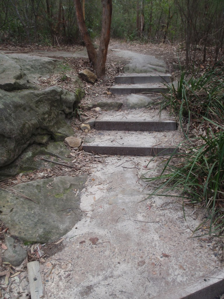 Steps east of Fairylands