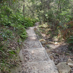 Steps west of Fairyland