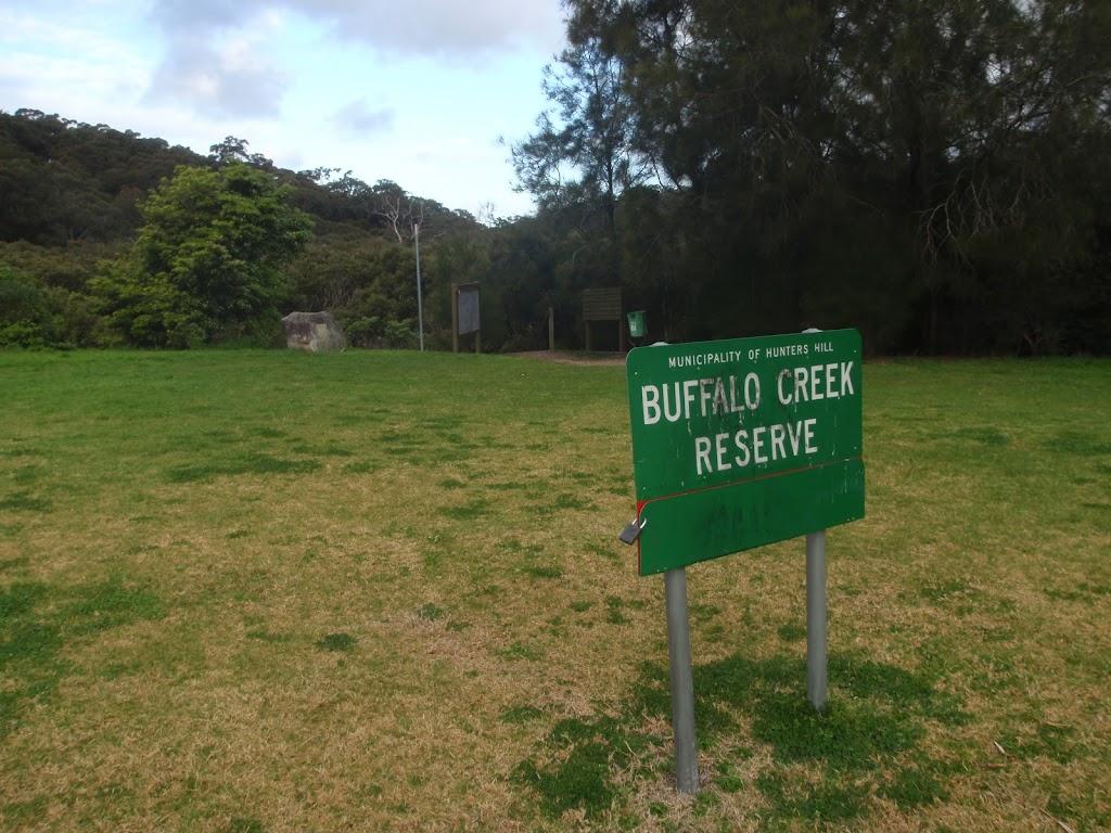 Buffalo Creek Reserve