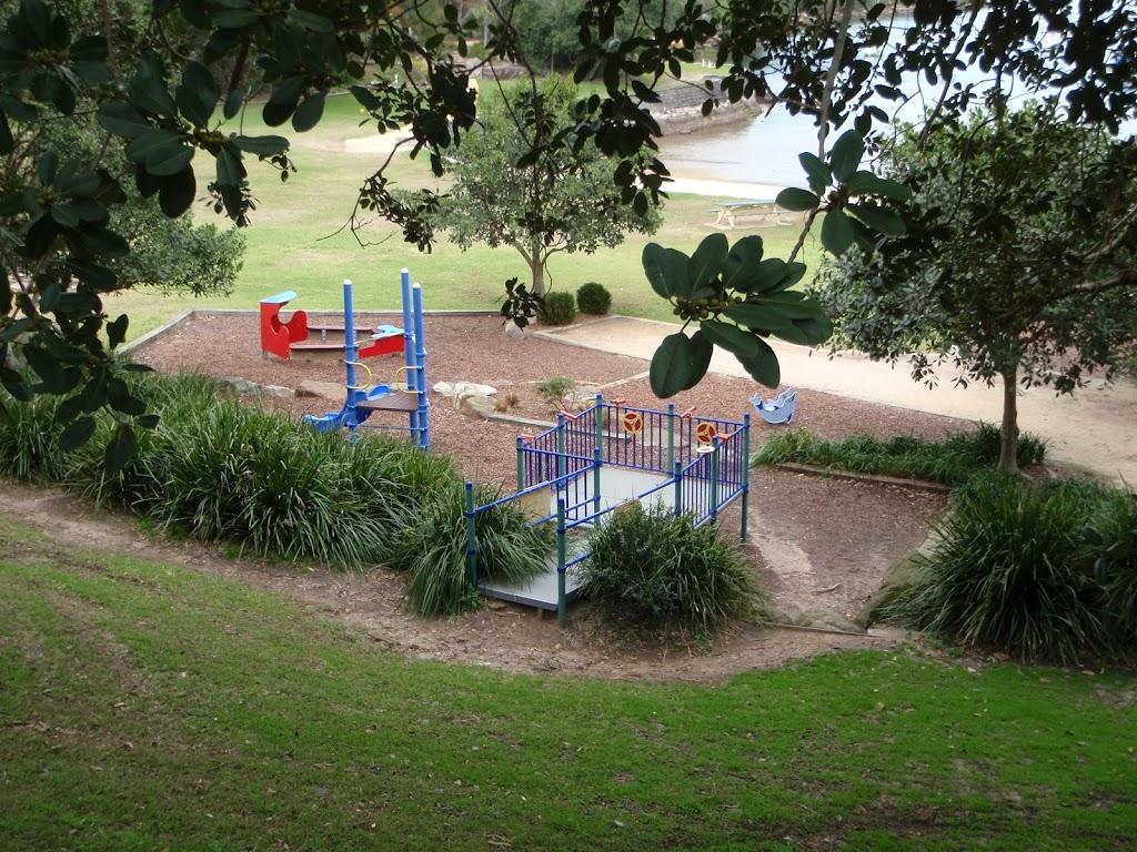 Sirius Cove playground