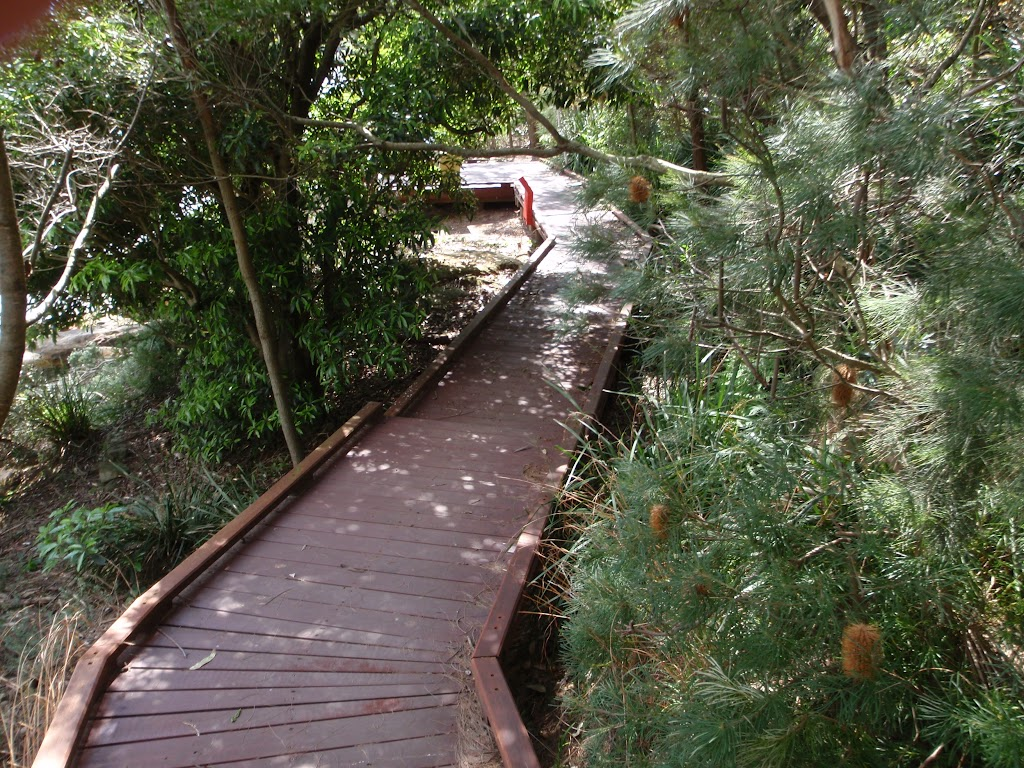 Boardwalk to Camp Curlew