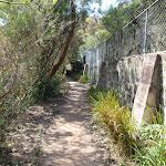 Track behind Taronga Zoo (69952)