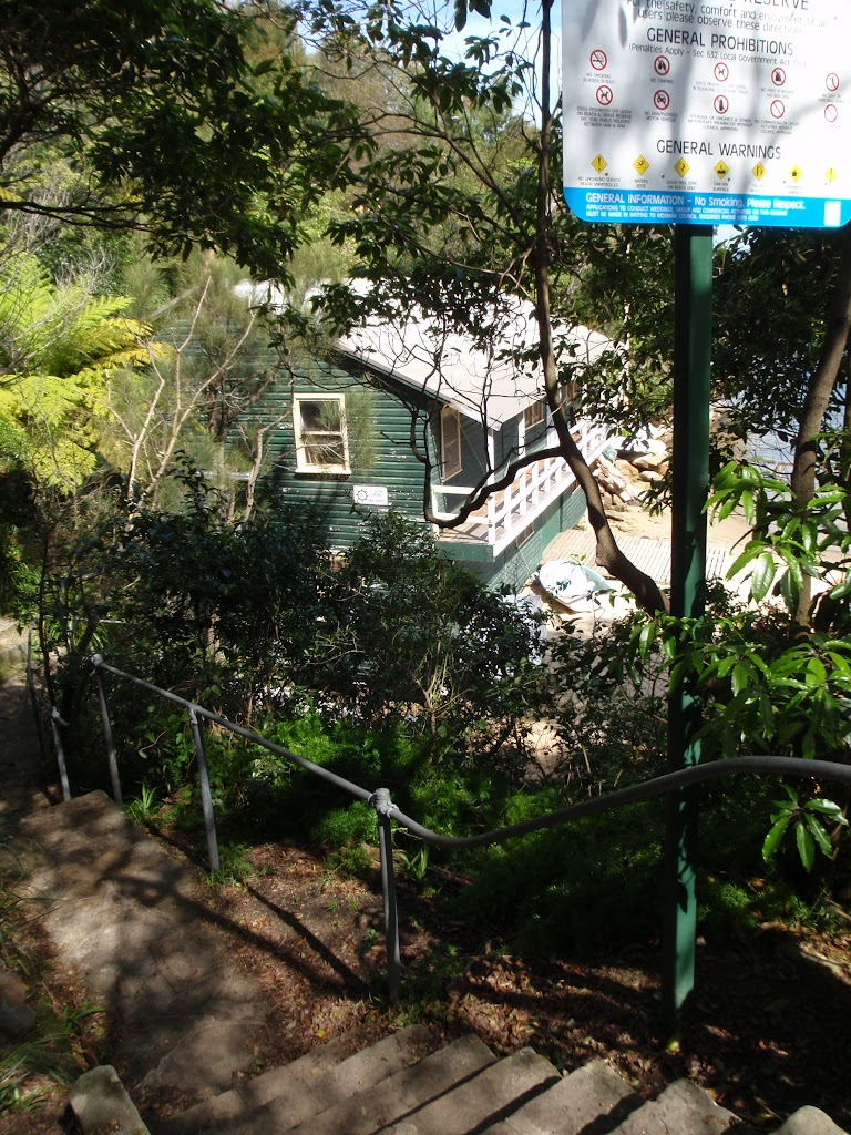 Sirius Cove Sea Scouts Hut