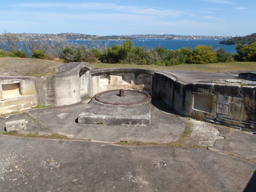 Middle Head Forts