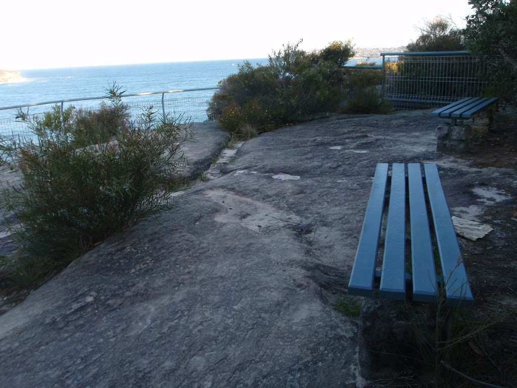 View beside Manly Scenic Walkway