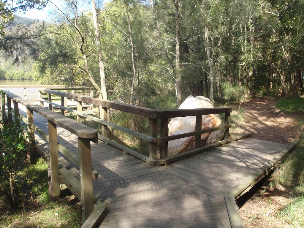 int of Berowra creek lookout and Great North Walk (71338)
