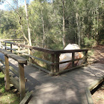 int of Berowra creek lookout and Great North Walk