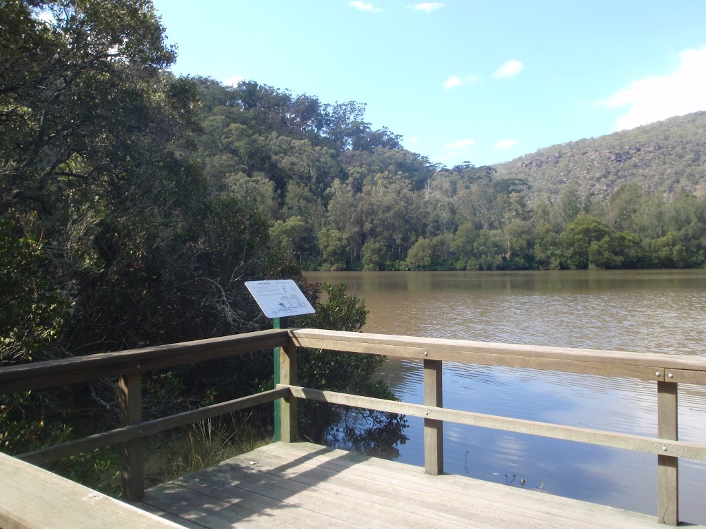 berowra creek lookout