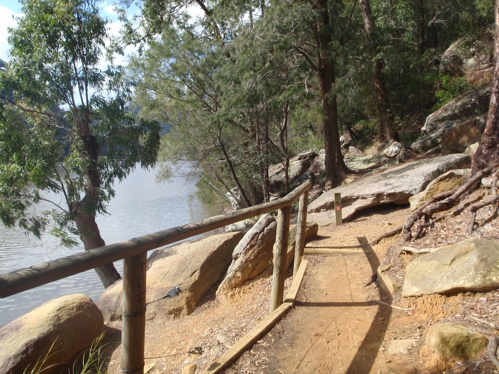 following berowra creek (71374)
