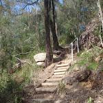 climbing up over ridge (71395)