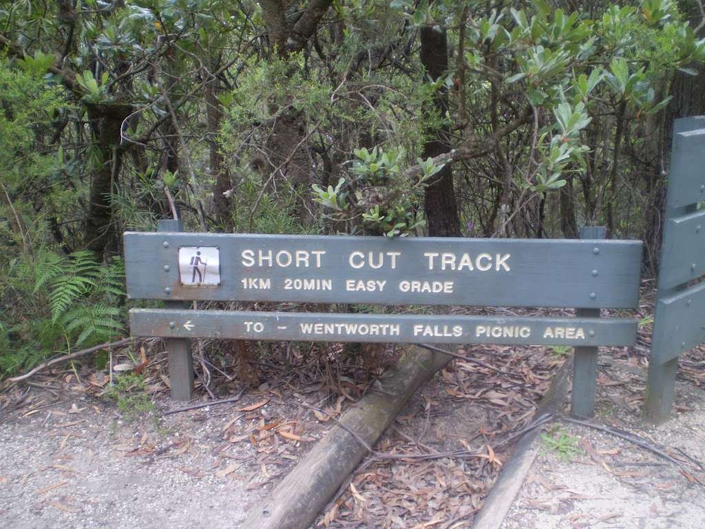 Sign on track